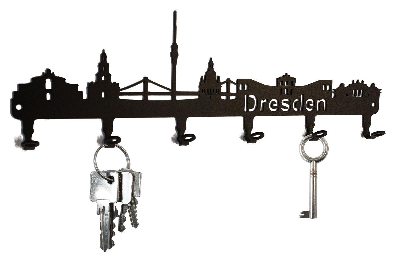 Wundervoll Skyline Dresden Ideen Von Schlüsselbrett