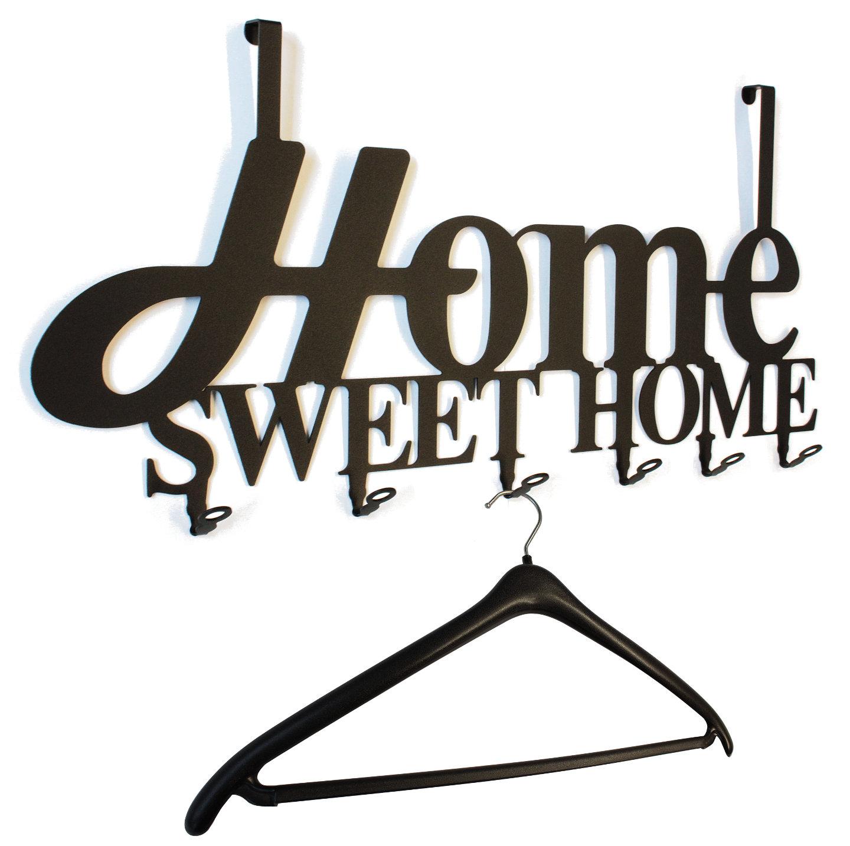 Entzückend Wandtattoo Home Sweet Home Sammlung Von Türgarderobe Design
